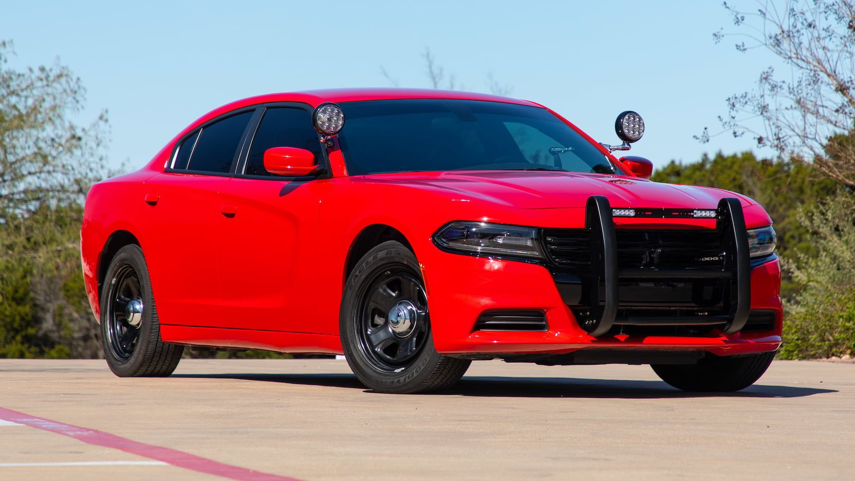 31++ Dodge charger police package inspirations