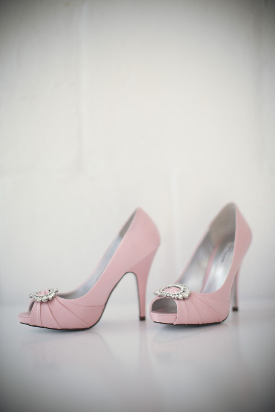 wedding ceremony new york city%0A A great wedding celebration needs a great pair of PINK shoes  Photography    Weddings By