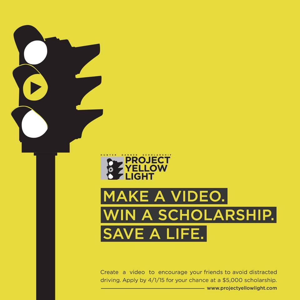 Winners of the Fourth Annual Project Yellow Light Video
