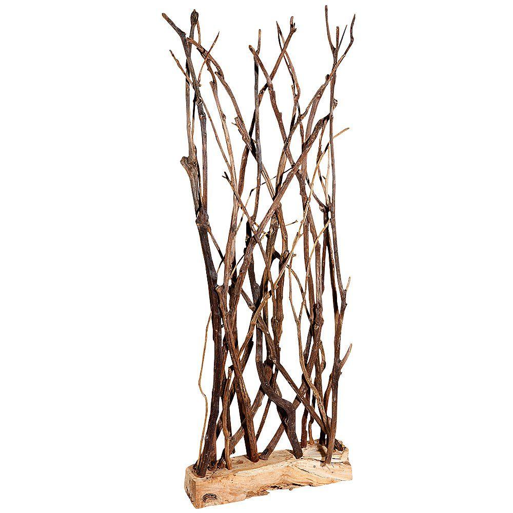 Deko raumteiler holzzweige dekoration bei dekowoerner raumteiler raumteiler teiler und raum - Deko raumteiler ...