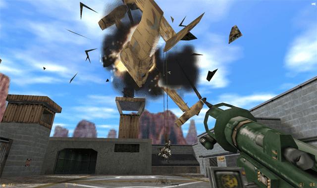تنزيل لعبة الإثارة والمتعة والمغامرة Half Life 1 للكمبيوتر مجانا Fighter Jets Free Games Fighter