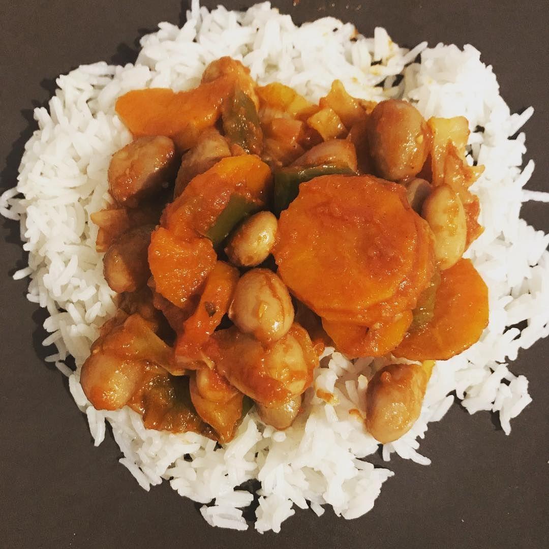 Chakalaka Cookeo Recettes Salees Plat Vegetarien