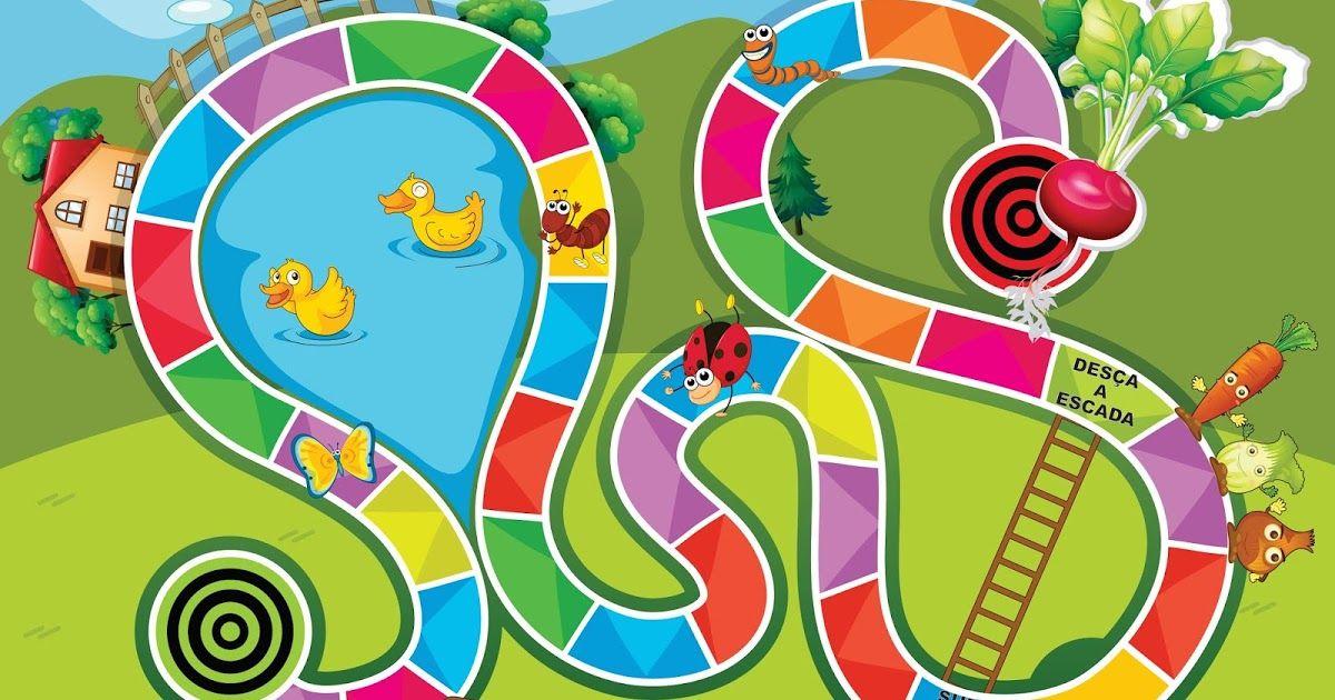 Materiais Para Sala De Aula E Ministerio Infantil Jogos Para Impressao E Muito Mais Confira Jogos Trilhas Educacao Infantil