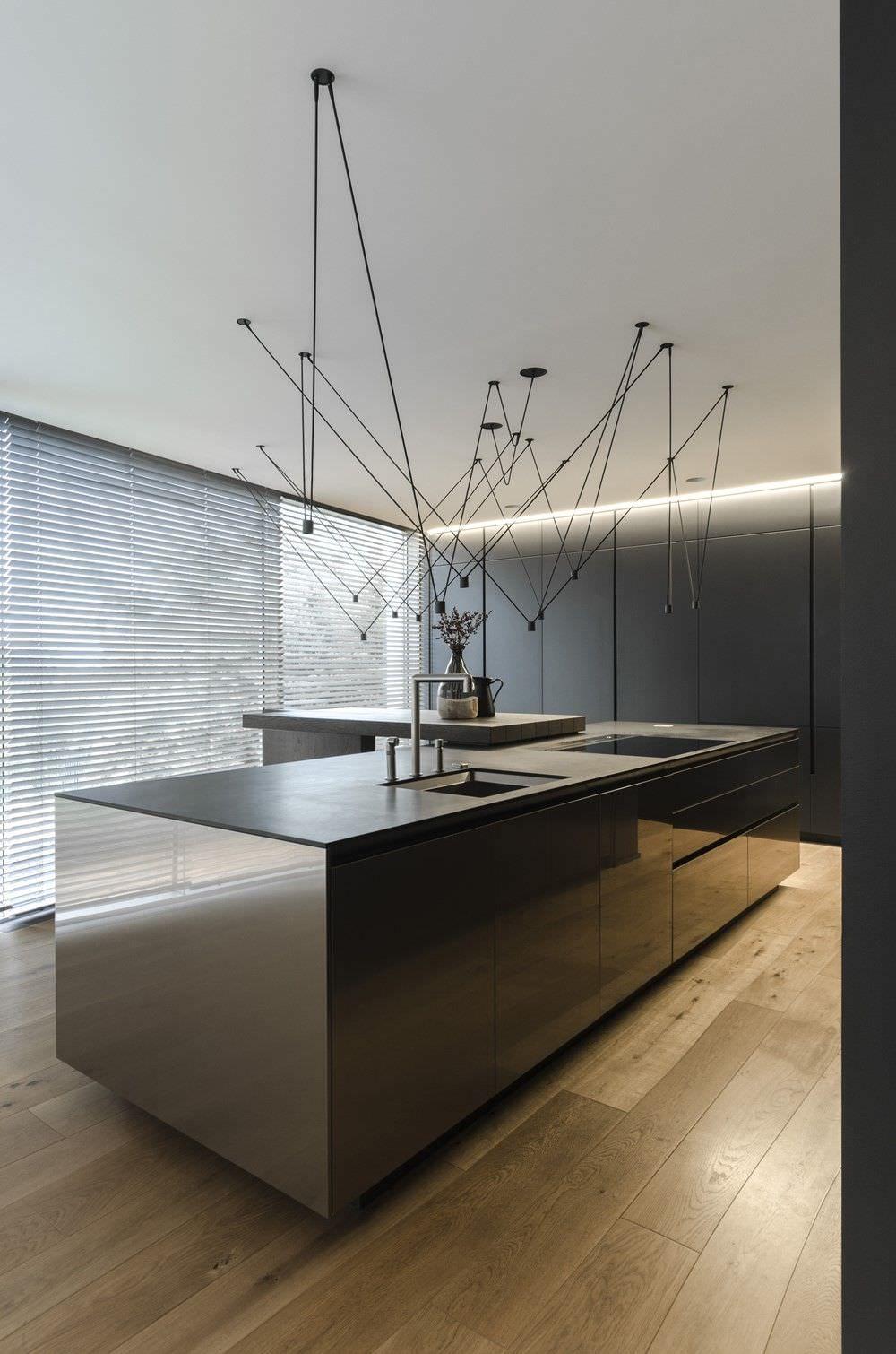 Cucina Moderna In Acciaio Inox.100 Idee Cucine Moderne Stile E Design Per La Cucina