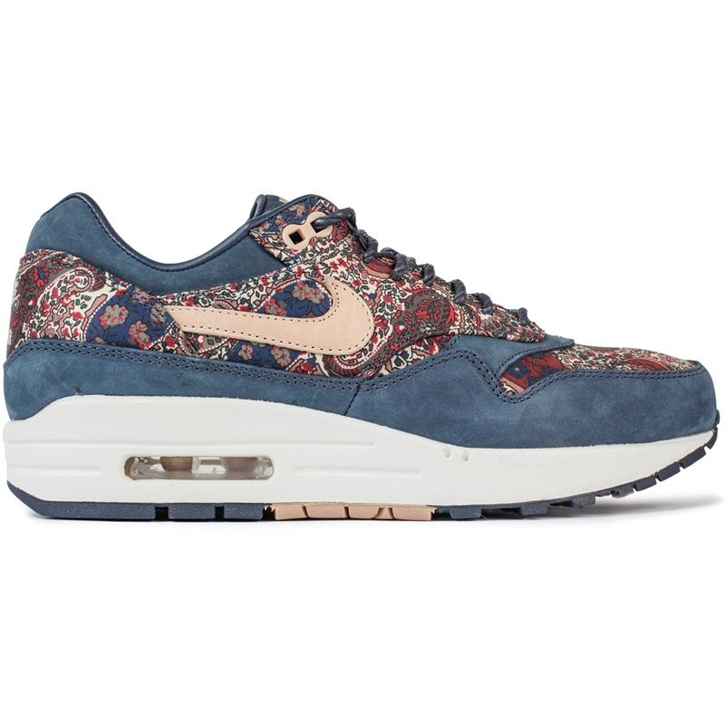 nike store. nike air max 1 liberty og qs womens shoe