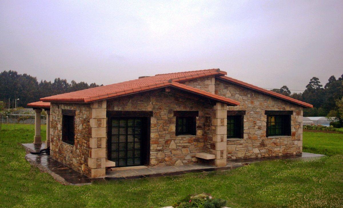 Publicaciones sobre construcciones de casas r sticas en for Construcciones rusticas