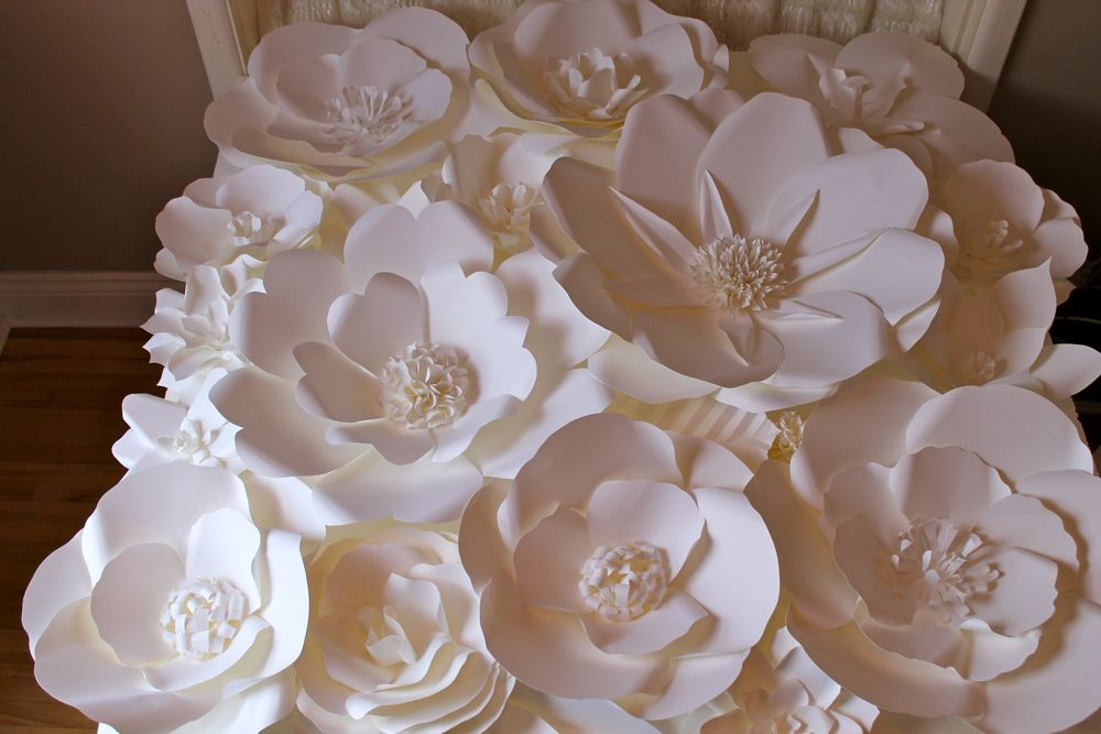 Large paper flowers large paper flower by dragonfly expression large paper flowers large paper flower by dragonfly expression weddingpaperflower mightylinksfo