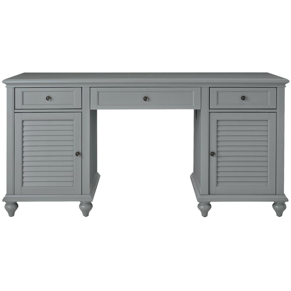 home decorators collection hamilton gray desk distressed grey in rh pinterest com