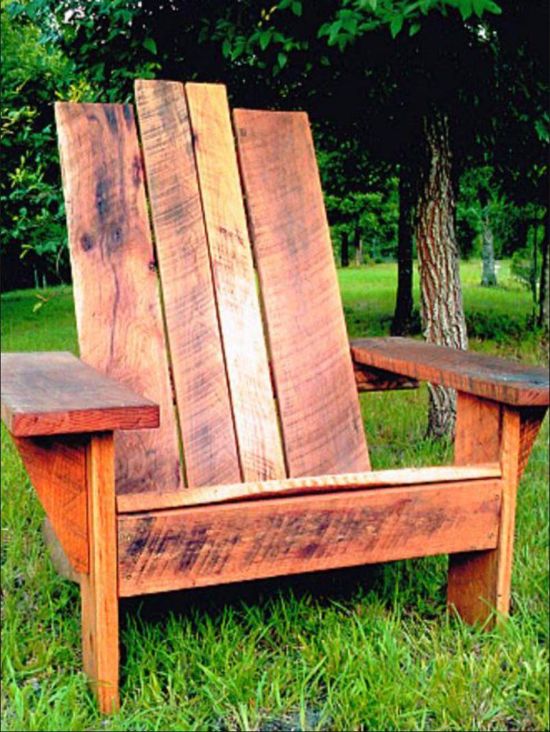 Handmade Wood Furniture Ideas Made Of 2 Inch Oak 750 Lb Capacity Homedecor In 2020 Handmade Wood Furniture Wood