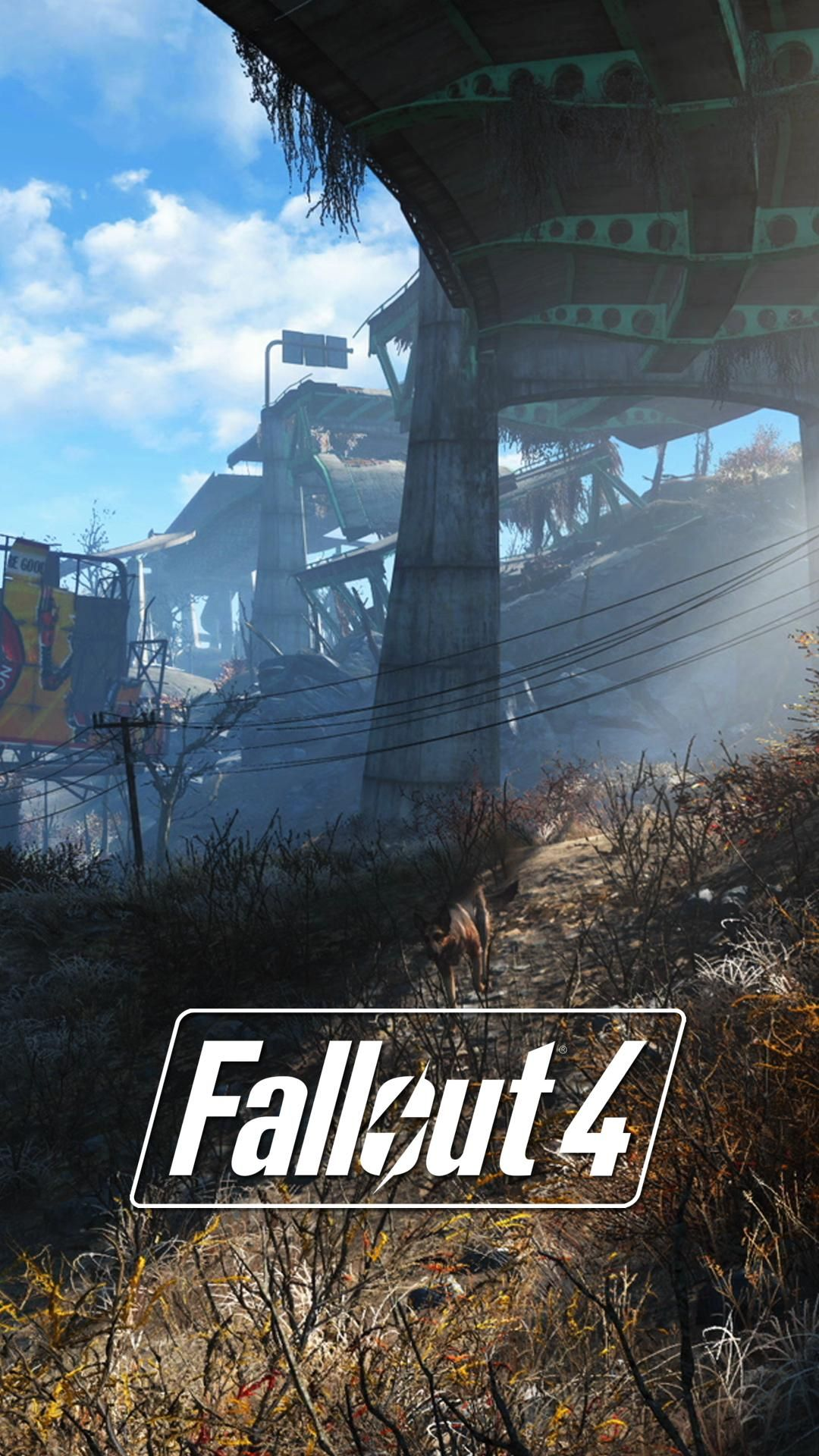 I Made Some Fallout 4 Lock Screen Wallpapers From E3 Stills Imgur