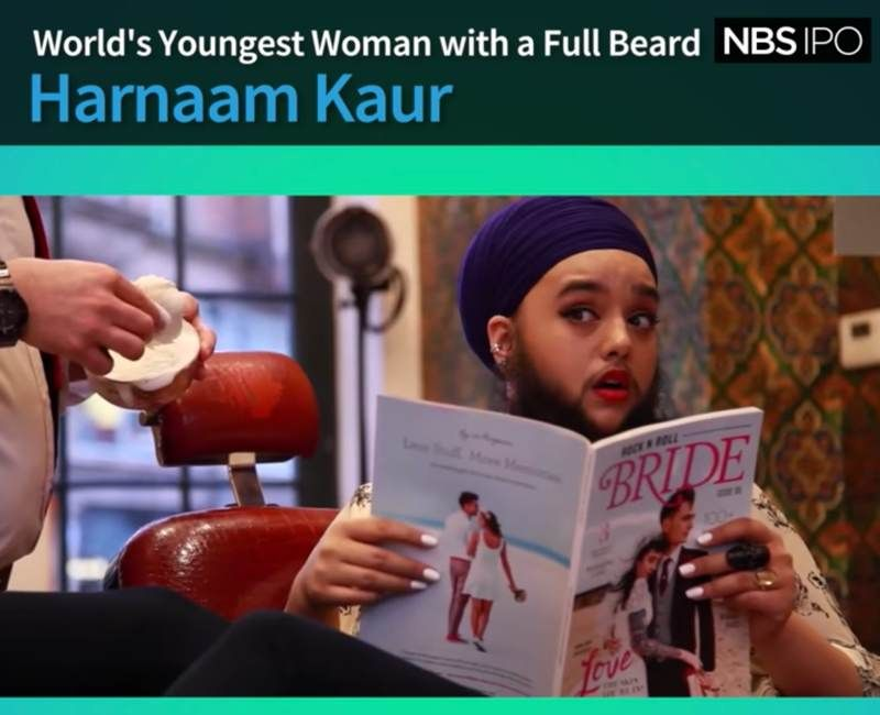 BoingBoing: New Guinness World Record for youngest woman with a beard https://t.co/ZTOFh4uvRY https://t.co/pdXTL39rLE