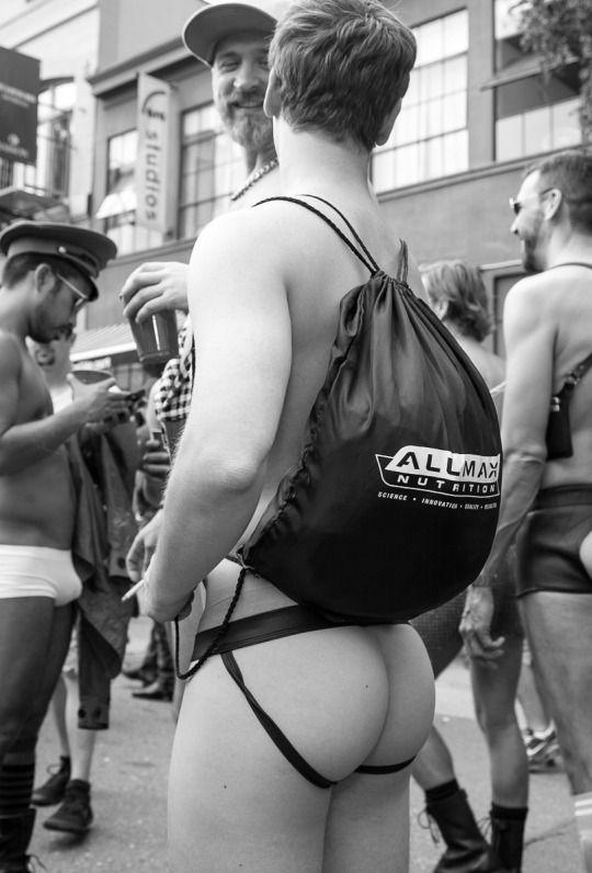 Black gay bubble butt ass