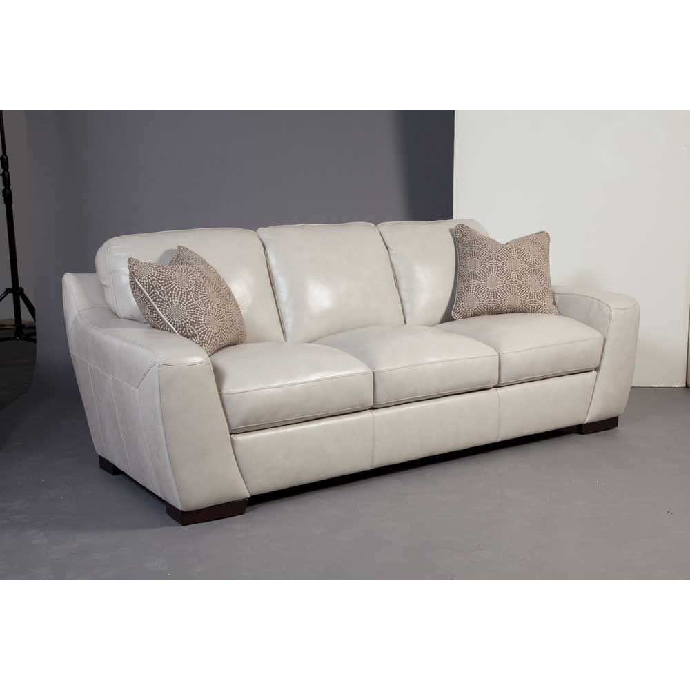 Simon Li Alpha Sofa in Vanilla Simon