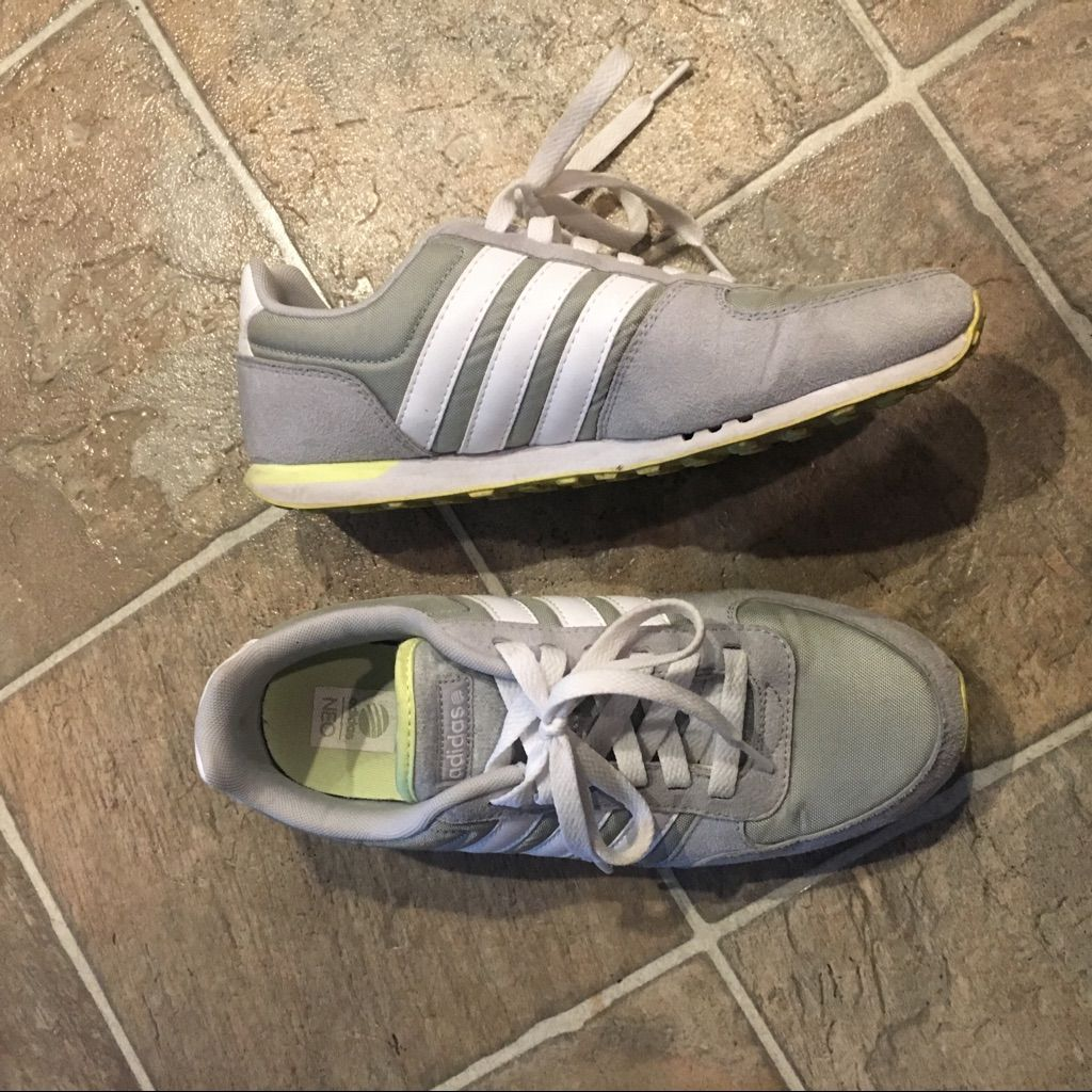 adidas Shoes | Adidas Neo Ortholite Sneakers Tennis Grey