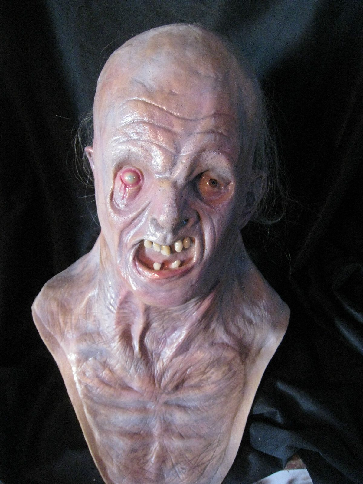 Jason Voorhees remake lifesize latex mask prop not freddy krueger ...