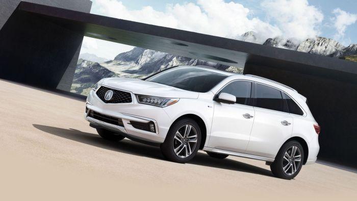 acura mdx 2018 new review car and home pinterest cars rh pinterest com au