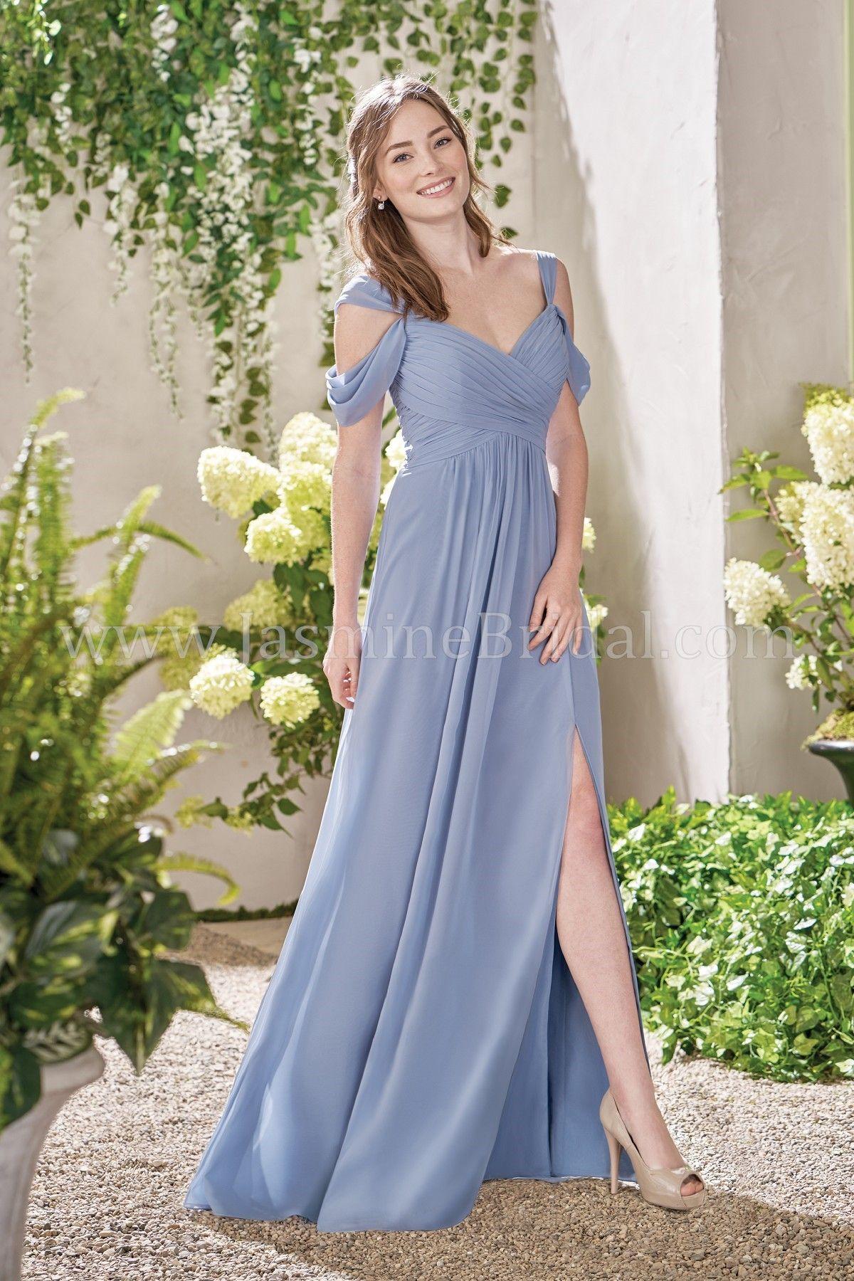 JASMINE BRIDAL Bridesmaid dresses, Neutral bridesmaid