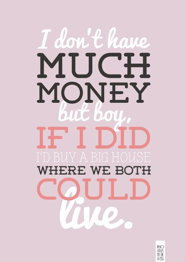 I Don T Have Much Money But Boy If I Did I D Buy A Big House Where We Both Could Live Elton John Elton John Songs Lyrics Your Song Elton John