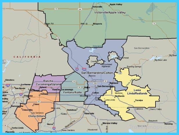 cool Map of Riverside/San Bernardino   Travelsmaps   San ... San Bernardino Map on moreno valley map, rancho cucamonga map, palm springs map, south coast metro map, downtown l.a. map, downieville map, banning map, imperial valley map, bernardino county map, santa clara map, riverside map, sacramento map, desert cities map, mission gorge map, sonoma co map, ventura county map, mt. san antonio map, brigham city map, canyon crest map, fontana map,