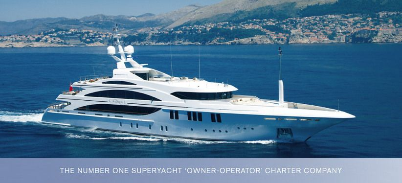 Liveras Yachts Pionneers in the world of superyacht vacations - boat bill of sale