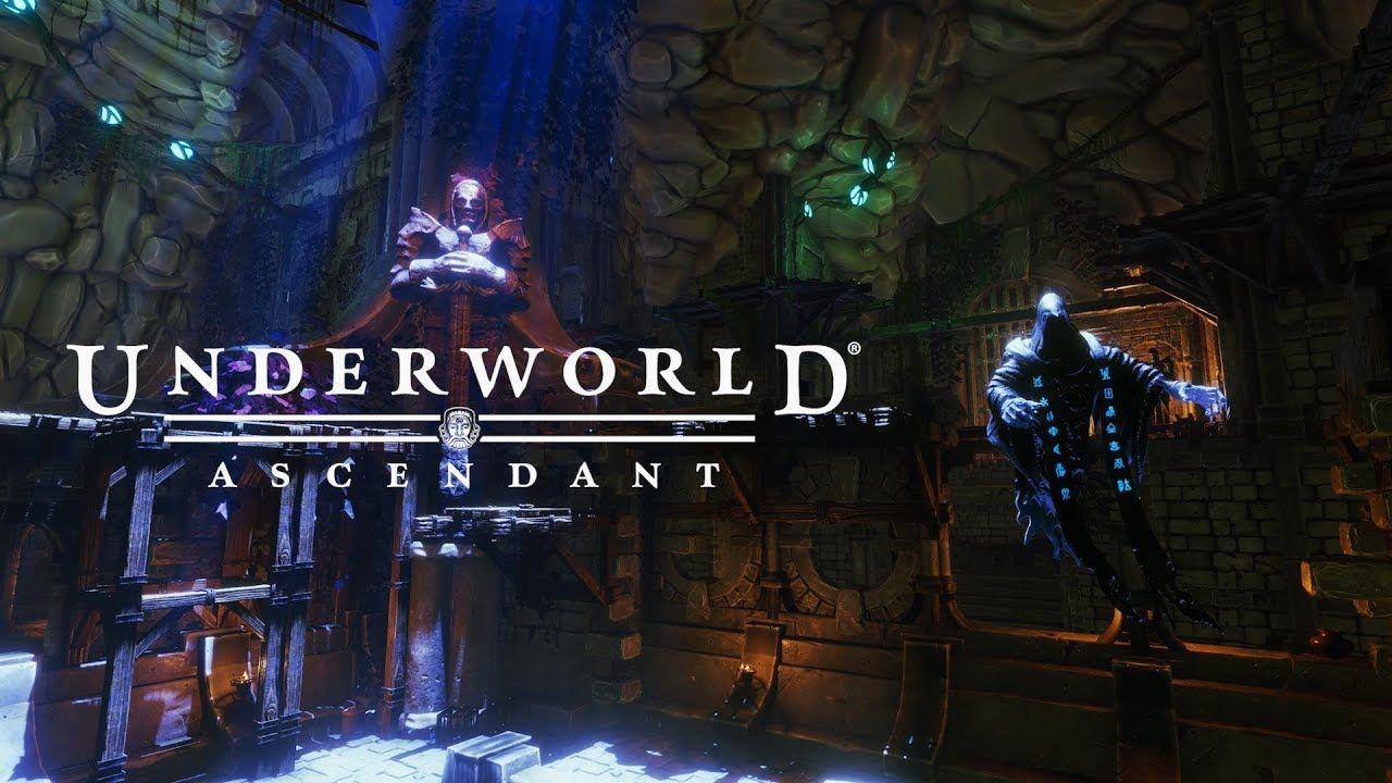 تنزيل لعبة اندر ورلد Underworld Ascendant للكمبيوتر برابط مباشر Underworld E3 2018 Rpg