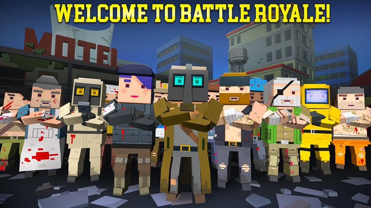 Grand Battle Royale On Your Windows PC / Mac Download And