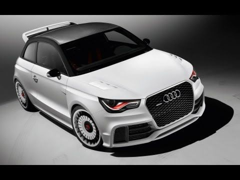 Need For Speed Most Wanted 2012 Audi A1 Clubsport Quattro
