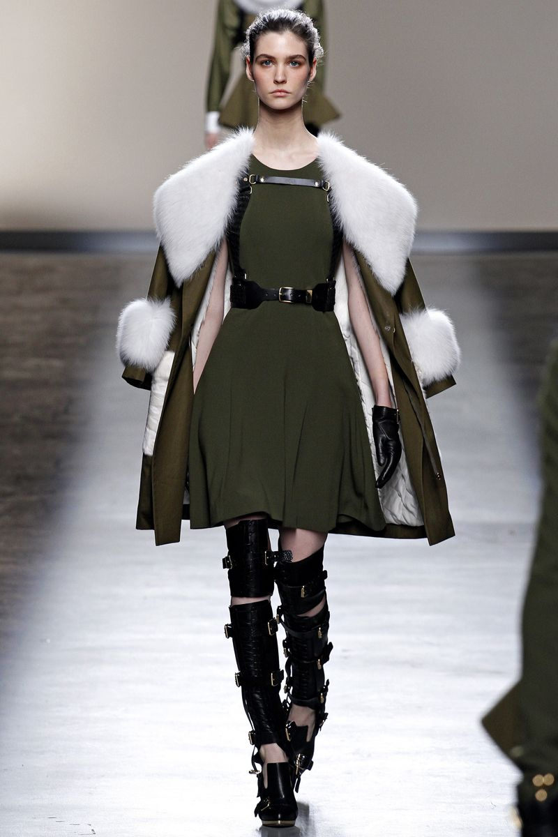 Prabal Gurung Fall 2013 RTW - Review - Fashion Week - Runway, Fashion Shows and Collections - Vogue - Vogue