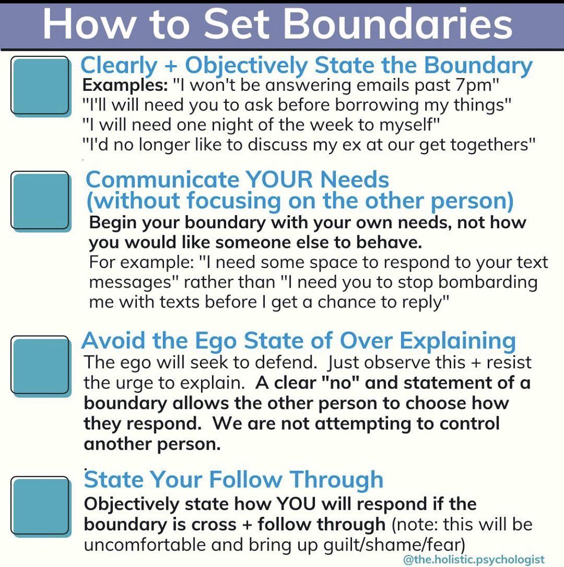 Setting Boundaries In 2020 Relationship Lessons Social Emotional Skills Boundaries