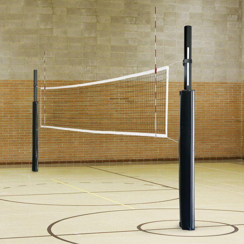 First Team Stellar Complete Recreational Outdoor Volleyball Net System Purple Spectrum Complete Pr Outdoor Volleyball Net Volleyball Net Volleyball Set