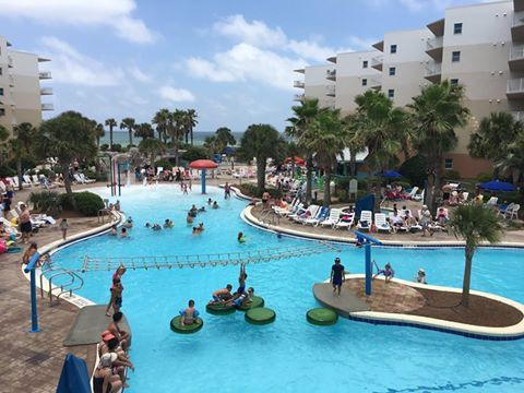 the water is fine at waterscape on okaloosa island today okaloosa rh pinterest com
