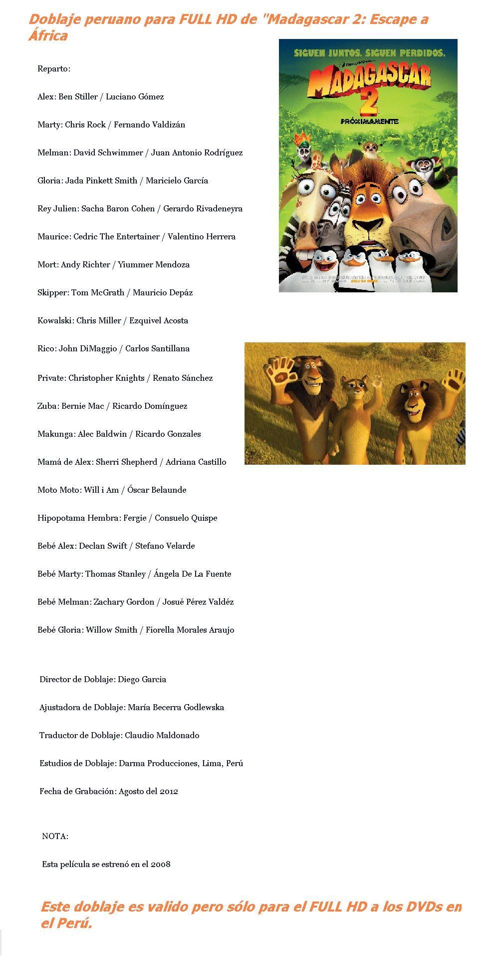 82 Ideas De Doblaje Peruano Para Full Hd En Los Dvds Doblaje Peruanos El Niño Pelicula