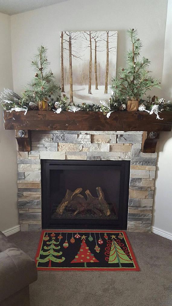 fireplace mantel rustic vintage distressed salvaged old beam barn rh br pinterest com