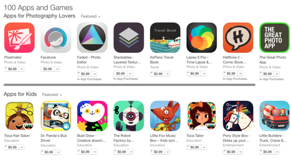 Apple Store Sale Top List Apps And Games The Most Downloaded Apple Store Sale Store Photo Apps