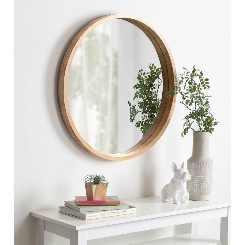 Loftis Modern Contemporary Accent Mirror In 2020 Home Decor Mirrors Decor Home Decor