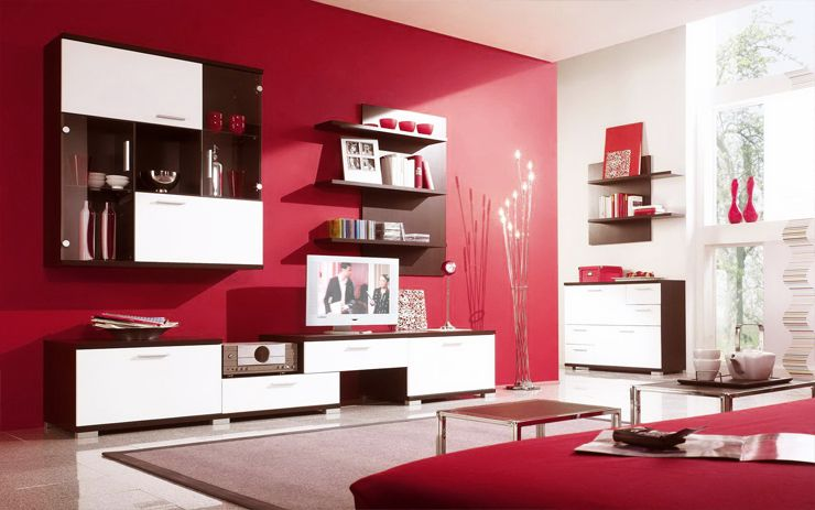 Famous Brown And Red Living Room Ideas Adornment - Living Room ...