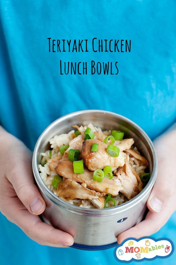 Looking to make your favorite take out recipe at home? Our Teriyaki Chicken Lunch Bowls are a quick and delicious way to do just that.