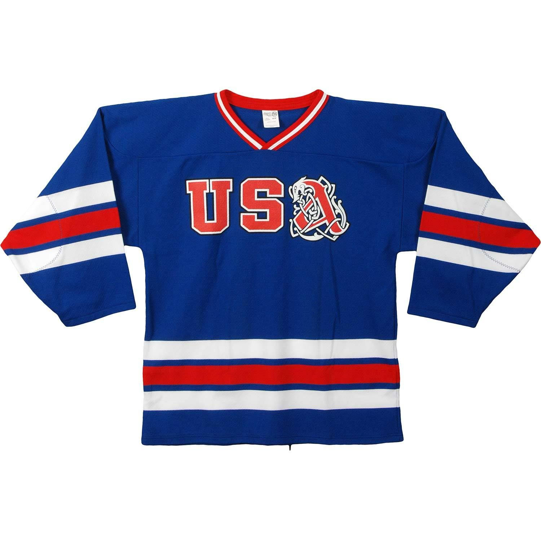 Amon Amarth Usa Hockey Jersey In 2020 Usa Hockey Jersey Usa Hockey Hockey Jersey