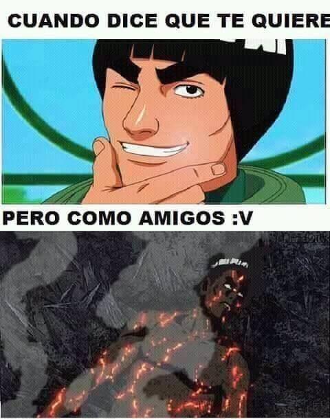 Los Mejores Memes De Anime Del 2016 Y Otros Anos Que No Te Puedes Perder Que Te Diviertas Memes De Anime Anime Memes Espanol Naruto Memes