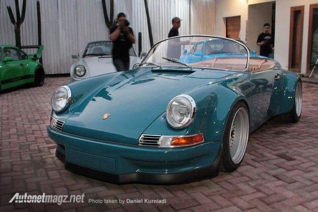 Car News, Porsche Speedster Convertible By Rauh Welt Begriff