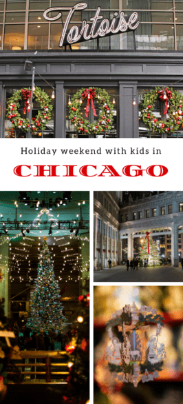 Family Friendly Things To Do In Chicago At Christmas Where Find Displays