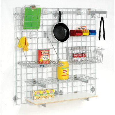 Grid Panel Grid Panel Wire Grid Panels Diy Kitchen Projects