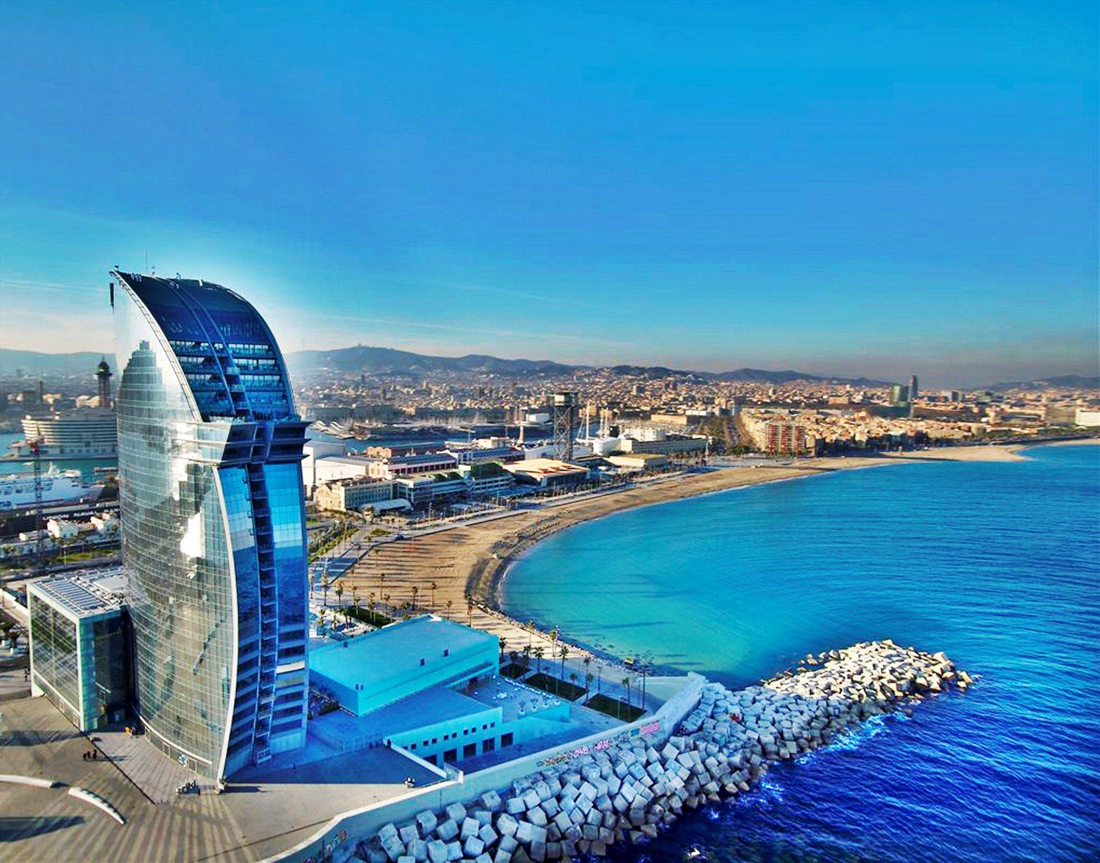 Barcelona is one of the top destination in the world people travel the best tourist attractions barcelona spain tourist publicscrutiny Image collections