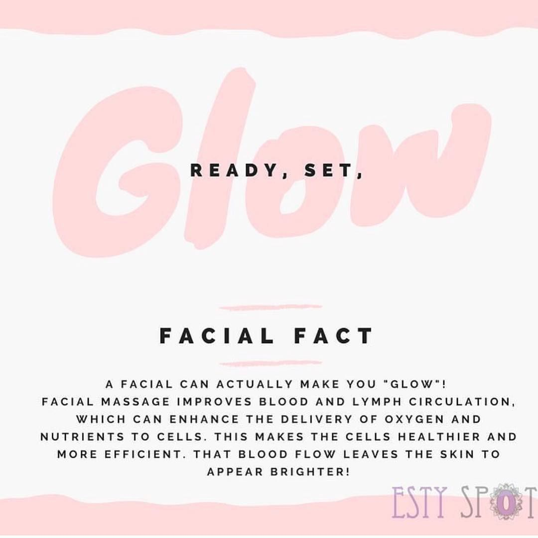 Get glowing with a professional near you! skincaretips