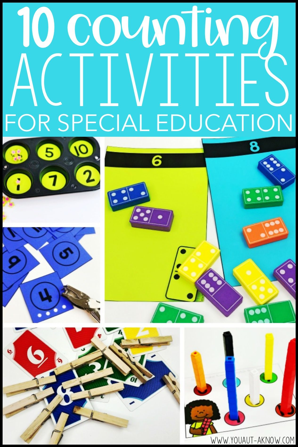 10 Low Prep Counting Activities For Your Work Boxes You Aut A Know Special Education Classroom Special Education Math Counting Activities [ 1896 x 1265 Pixel ]