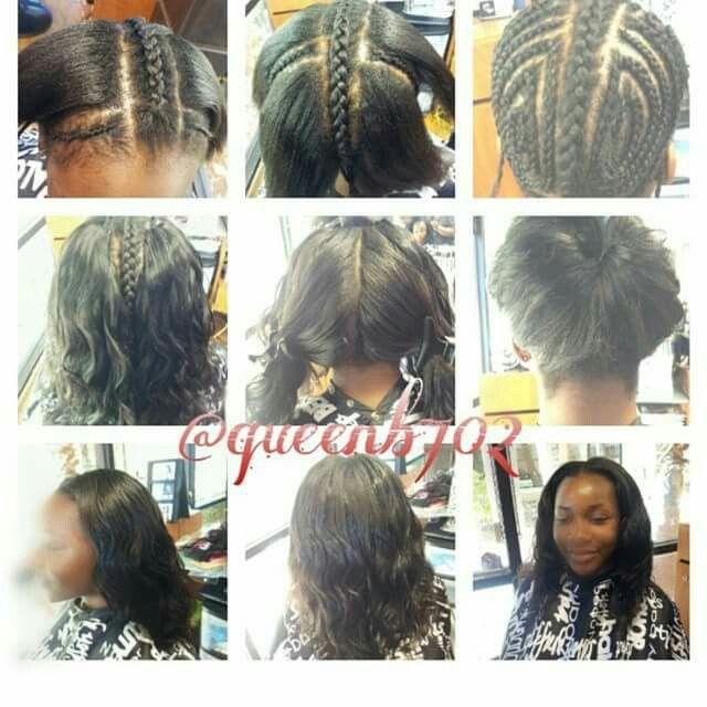 Vixen Hair Weave Slayyed It Hairstylez Pinterest Hair Weaves