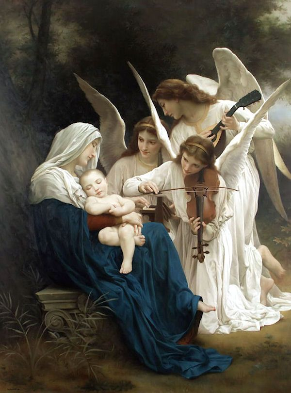 Christian art is sacred art which uses themes and imagery ...