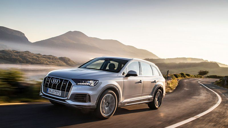 2020 Audi Q7 45 Tfsi Suv S Entry Level Model Pricing Announced Audi Q7 Audi Audi Q7 Price