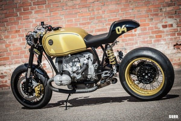 BMW R80 Café Racers by MotoAlex 6