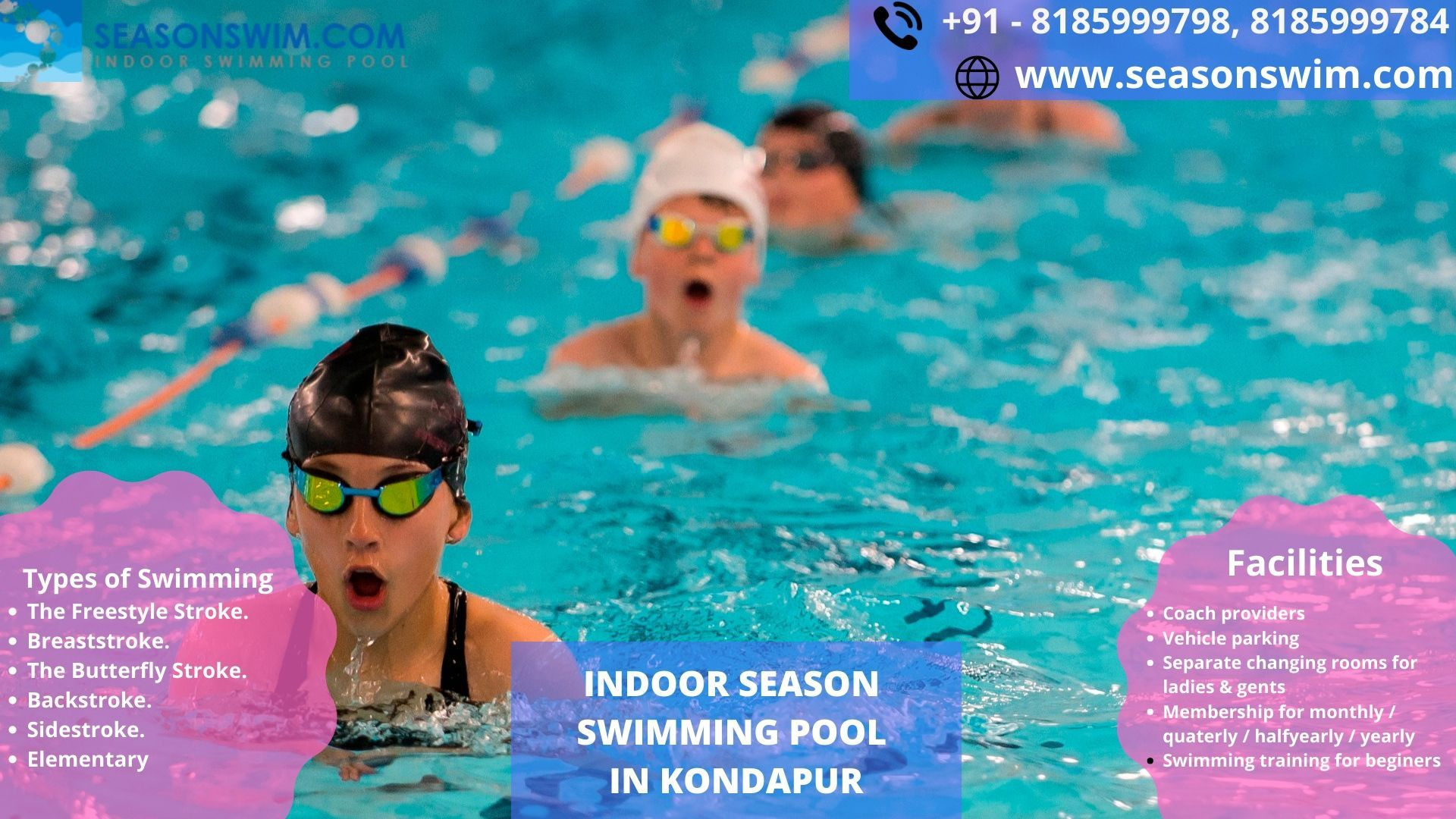 Season Swimming Pool Services Swimming Lessons For Kids Swimming Classes Swim Lessons